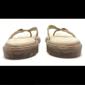 c68edcb744b4 Dr. Martens Shoes - Dr Marten US 6 UK 4 Flip Flops Thong Sandals